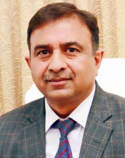 Dr. Rakesh Kumar Bhardwaj