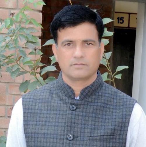 Dr. Joginder Kumar
