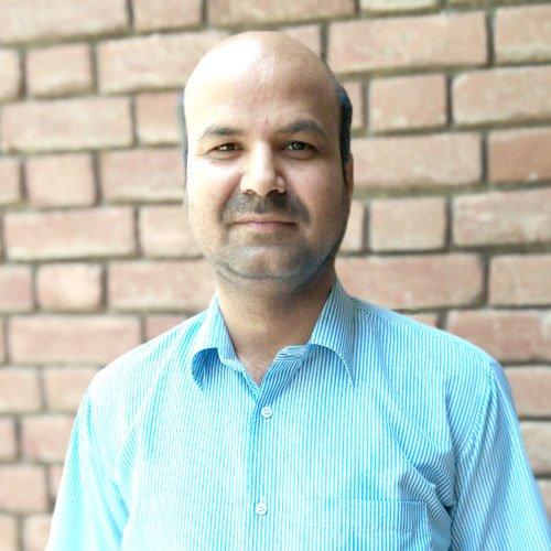 Dr. Somender Sharma